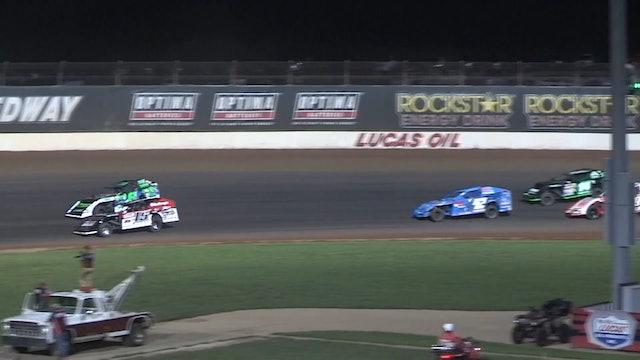 USRA B-Mod A-Main Lucas Oil Speedway 8/24/19