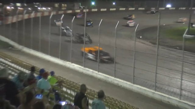 USRA B-Mod A-Main Lakeside Speedway 7...