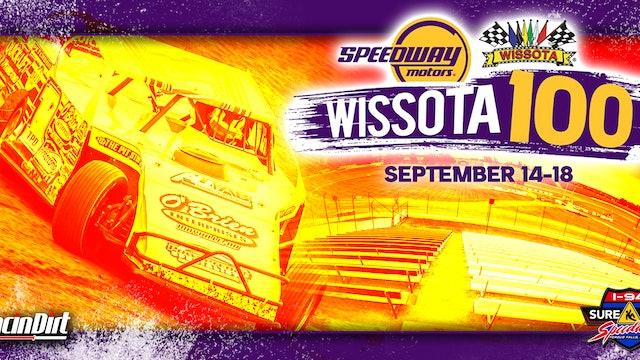 Stream Archive Wissota 100 I-94 Speedway 9/17/21