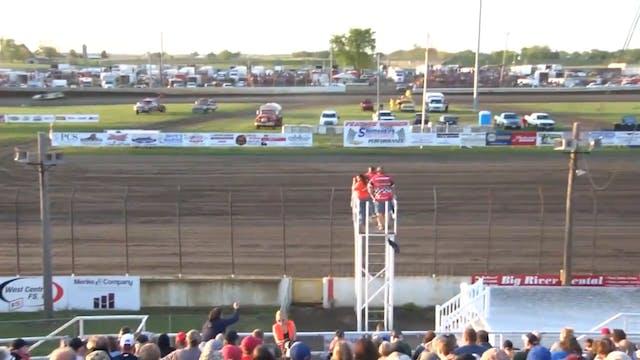 MLRA Heats Lee County Speedway 5/5/16