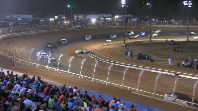 3rd Annual Armadillo Nationals Modified A Main 9/19/15
