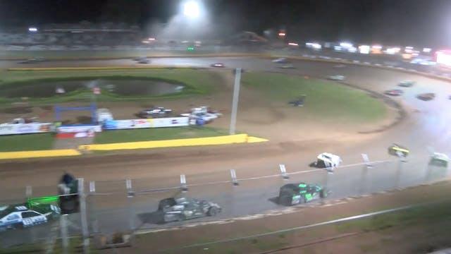 USMTS A-Main Cedar Lake Speedway 6/11/20