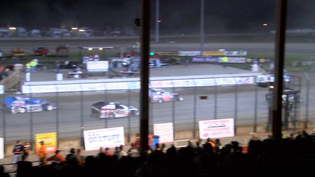 IMCA Modified A-Main Davenport Speedw...