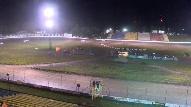 Wissota 100 Late Model Qualifier 1 I-94 Speedway 9/13/19