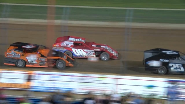 USRA B-Mod A-Main Lucas Oil Speedway 8/26/17