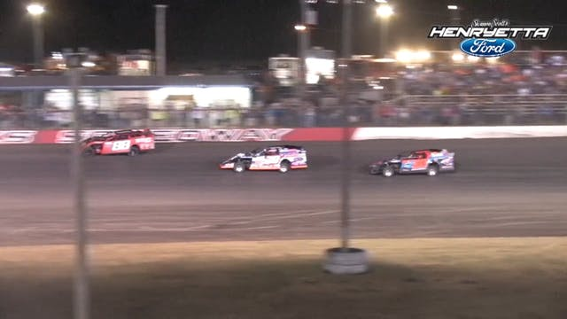 USRA Modified A-Main Salina Highbanks...