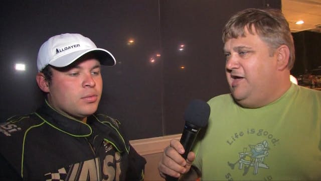 USMTS Post Race Interviews 3/17/13