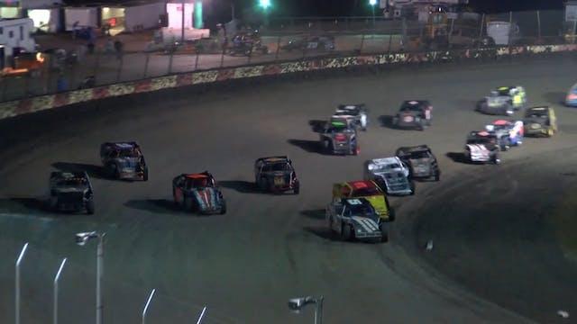 USRA B-Mod A-Main Lakeside Speedway 9...