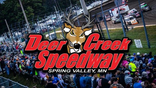 LIVE Deer Creek Speedway 5/22/21