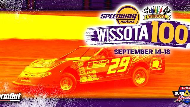Stream Archive Wissota 100 I-94 Speedway 9/18/21