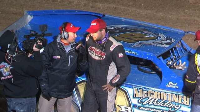Wild West Shootout USRA Modified A-Main 1/15/16