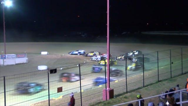 USMTS B-Mains Big O Speedway 3/7/20