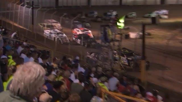 USMTS A-Main Valley Speedway 06/18/14
