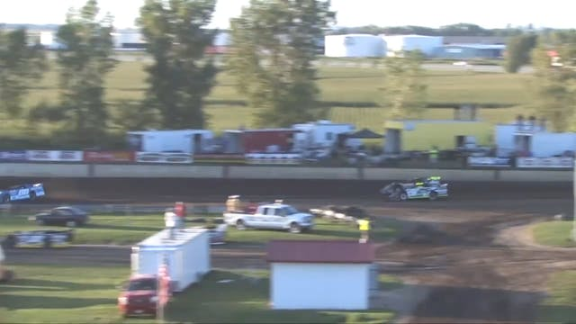 MLRA Heats Farley Speedway 08/03/15