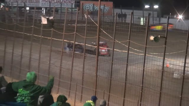 USRA Modified A-Main I-35 Speedway 4/...