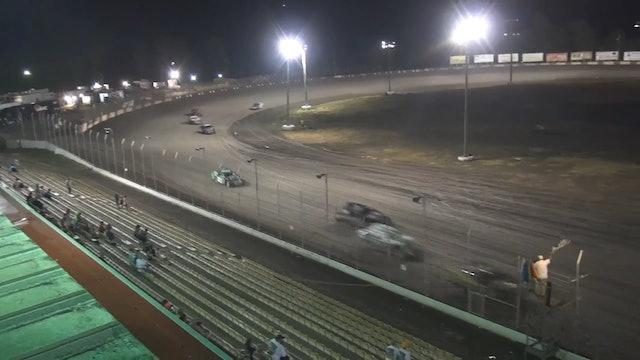 USRA B-Mod A-Main Lakeside Speedway 6/26/16