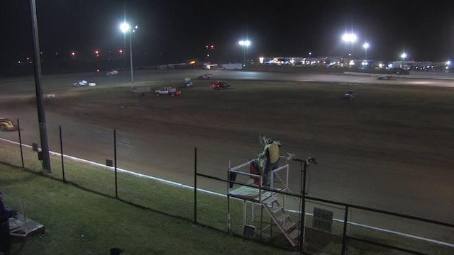Southern OK Speedway Limited Mod A Main 3/3/16