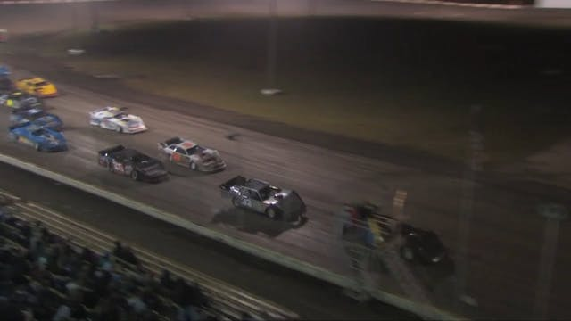 SLMR Lakeside Speedway A Main 10/4/14