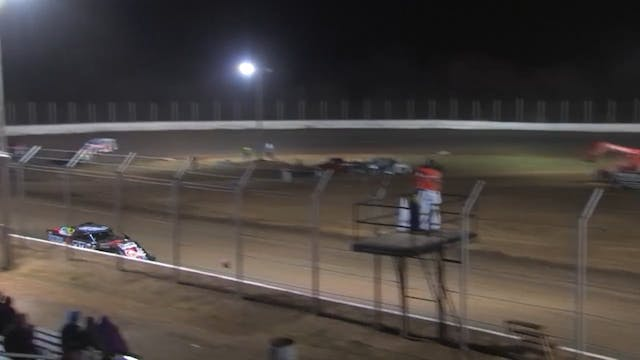 USRA Modified Heats Humboldt 3/11/16