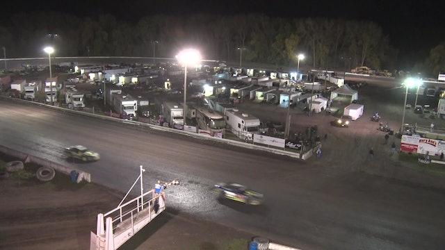 USRA Stock Car A-Main USRA Nationals Hamilton County Speedway 10/2/20
