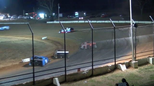 USRA Modified A-Main Springfield Raceway