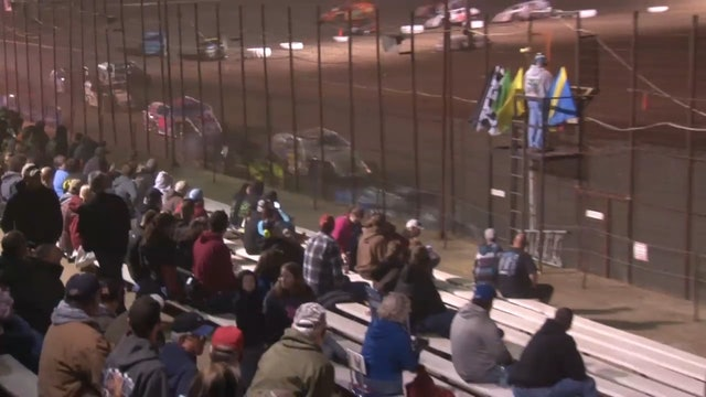 USRA Iron Man B-Mods I-35 Speedway 03/22/15