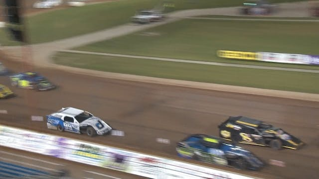 USRA Modified A-Main 4/8/16