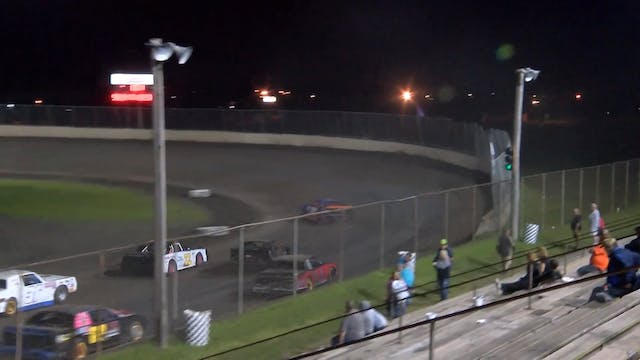 Street Stock A-Main Tri-City Speedway...