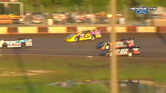 Lucas Oil Heats Lakeside Speedway 07/...