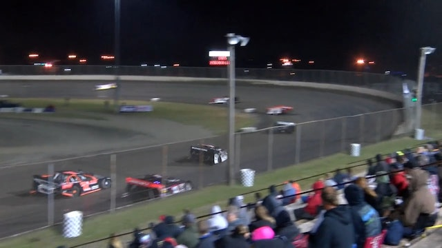 Mod Mania Late Model A-Main Tri City Speedway 9/29/18