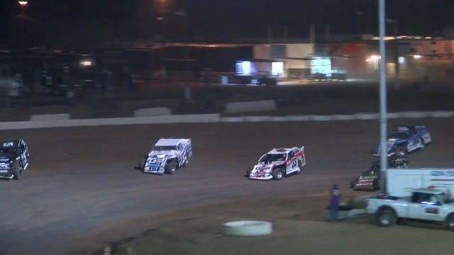 USMTS A-Main Canyon Speedway 4/14/18