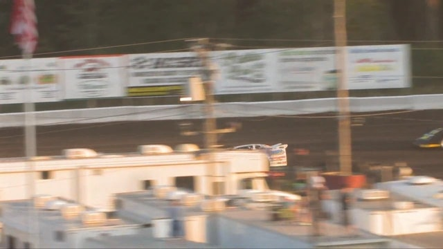 Lucas Oil LM Heats Hamilton County Speedway 7/17/13