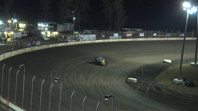 USRA Modified A-Main Grant Junghans Memorial Lakeside Speedway 10/30/20