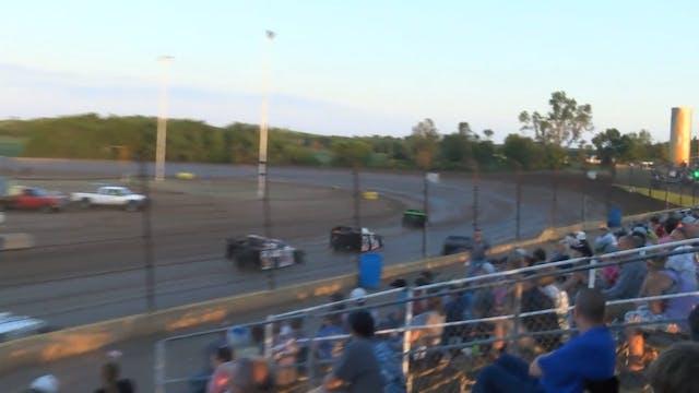 USMTS Heats Salina Speedway 6/8/17