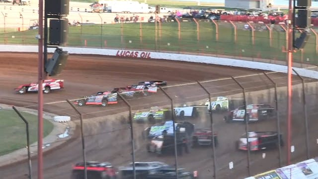 USRA Modified A-Main 1 Lucas Oil Spee...
