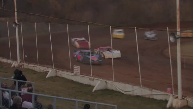 Larry Phillips Memorial Heat Highlights 11/03/12