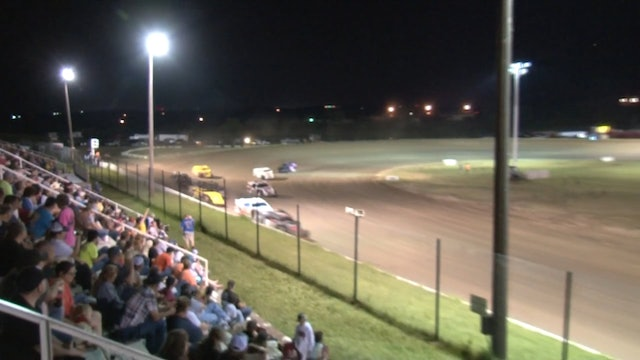 TOMS B-Mains Southern Oklahoma Speedway 6/4/16