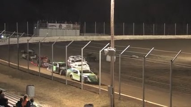 Battle at the Bullring B-Mod Heats Session 2 #1-7 Humboldt 03/12/15
