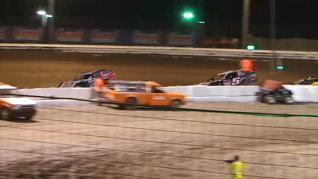 DIRTcar Summer Nationals Modifieds A-...