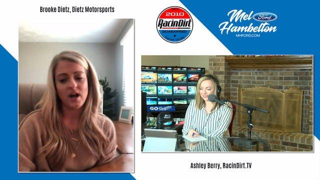 Women in Racing Brooke Dietz Video In...