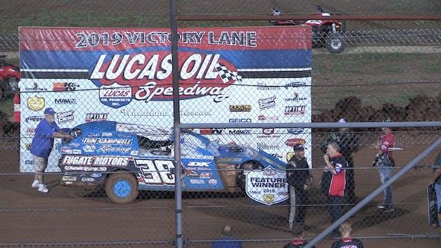 USRA Modifed A-Main Lucas Oil Speedwa...