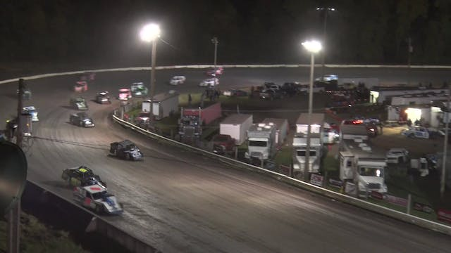 USRA Modified A-Main USRA Nationals H...