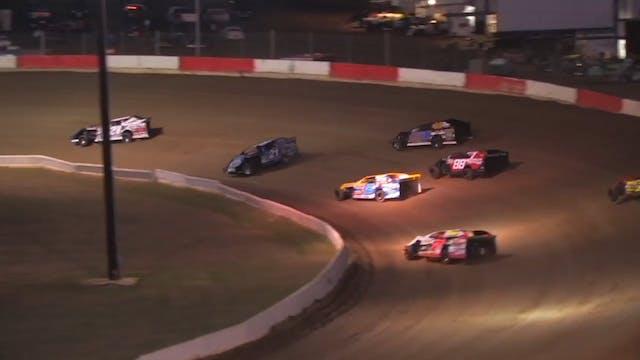 USMTS Batesville Motor Speedway Heats...