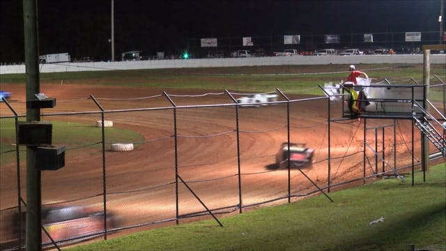 Sooner Limited Modified B-Main at Red...