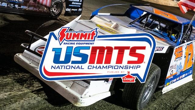LIVE USMTS Deer Creek Speedway 9/4/21