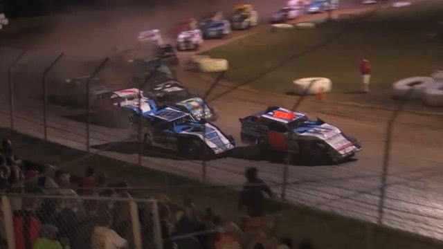 USRA Modified Feature Central Missouri Speedway 05/03/14
