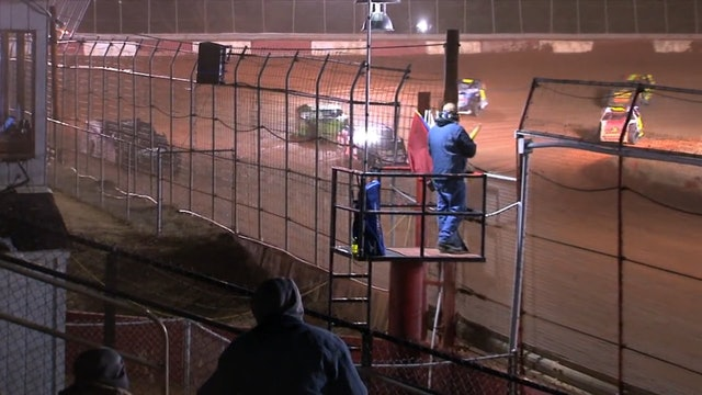 Renegades of Dirt A-Main  @ Screven Motorsports Complex 02/05/15