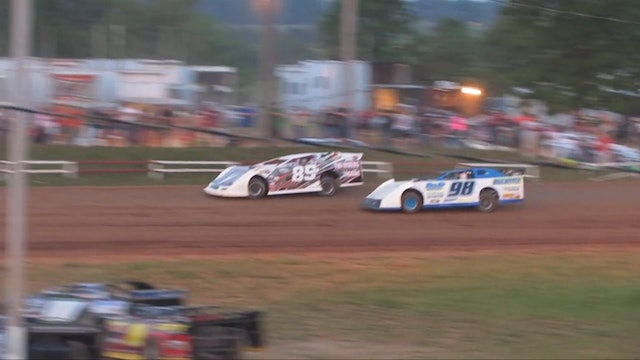 Tony Roper Memorial Heat Races 5/26/13