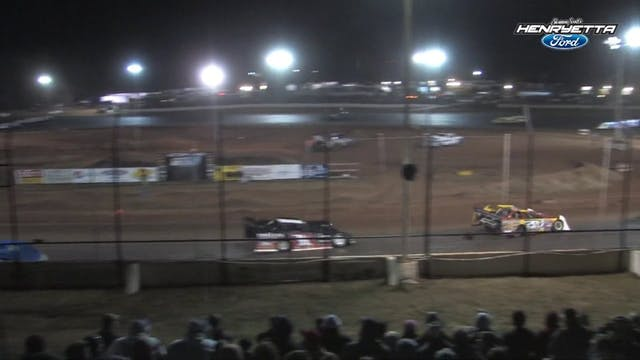 Turkey Bowl Late Model A Main 11/29/14