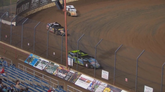 USMTS Lucas Oil Speedway A Main 8/9/14